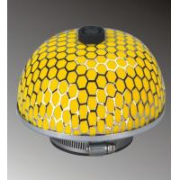 China Yellow Racing Car Activated Carbon Air Filter High - Flow , 1 Year Warranty wholesale