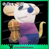 China Inflatable Mouse Cartoon Advertising Inflatable Rat wholesale