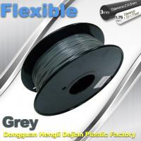 China Easy To Use Odorless Flexible 3D Printing Filament , 0.8kg / Roll wholesale