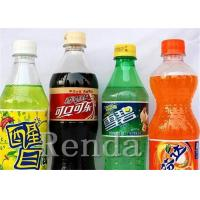 China 3 In 1 Carbonated Drink Filling Machine / High Speed Soft Drink Filling Machine wholesale