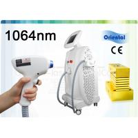 China Yag Professional Laser Hair Removal Machine For Dark Skin , Stationary Machine Type wholesale