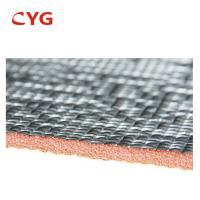 China Recyclability Fireproof Insulation Foam Heat Insulation Singlesided Adhesive Material wholesale