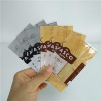 China Plastic Material Food Packaging Films Shrink Wrappers With Custom Logo / Colors wholesale