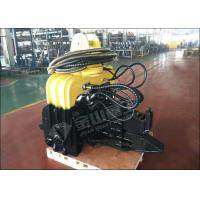 Hydraulic System Excavator Vibro Hammer Driver Machine Fit PC200 PC220 Excavator