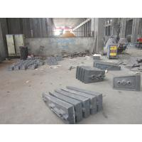 China Steel Grates Copper Mine / Cement Mill Wear Resistant Castings wholesale