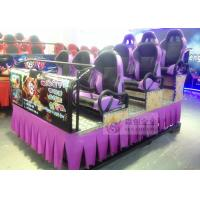 China High income 5D Simulator with Professional Special Effect System wholesale