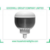 China G200 60 Watt Led Light Bulbs 6000lm Luminous Flux With Fin Design Heat Sinking wholesale