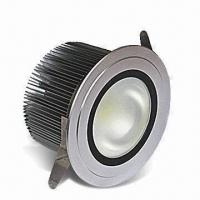 China SMD LED Downlignt with ≥20,000-hour MTBF, 20W Power and 120 or 230V AC Voltage wholesale