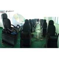 China 3 DOF Platform Colorful Leather Pneumatic Control System Motion Theater Chair wholesale