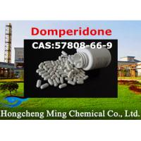 China CAS 57808-66-9 Pharmaceutical Raw Materials Domperidone Dopamine Receptor Antagonist wholesale