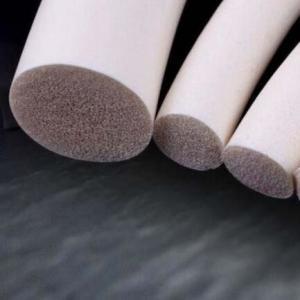 China Custom Color Sponge Rubber Door Seal Strip/Silicone rubber seal strip wholesale
