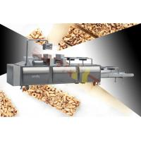 China SR Series Cereal Bar Making Machine , Cereal Bar Production Line ISO CE wholesale