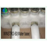 Buy cheap Oral Steroid Muscle Building Steroids Water Based Winstrol Stanozolol 50mg from wholesalers