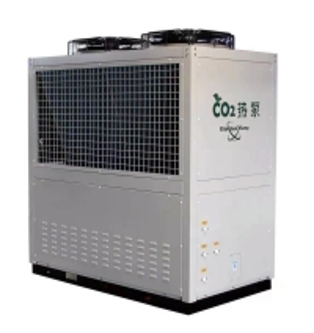 China IPV4 Waterproof Grade CO2 Heat Pump Water Heater With Inverter Technology wholesale