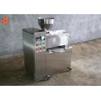 China Hydraulic Sesame Seed Oil Extraction Machine 3000kg / 24H Capacity 1085 * 500 * 1520mm wholesale