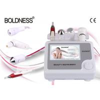 China Auto microneedle therapy system/Skin rejuvenation beauty machine/ BIO cosmetic import skin care skin whitening machine wholesale