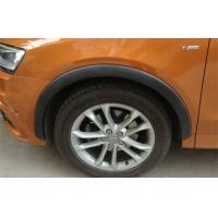 China AUDI Q3 2012 Wheel Arch Flares Black Rear Wheel Arch Protectors wholesale