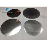 China Bright Dip CC Aluminum Circles 1050 Width 300mm Temper O - H112 Round Aluminum Sheet wholesale