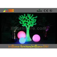 China Outdoor Wedding LED Decoration Trees with Wireless Remote Control wholesale