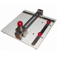 China Cardboard Testing Equipment ECT Sample Cutter with Great Price on sale