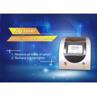 China Q Switch ND YAG Laser Pigment Removal Machine , Salon tattoo removal laser equipment on sale