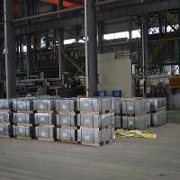 China Prime & Secondary tinplate with thickness 0.16-0.40mm, for two-piece cans and three-piece cans wholesale