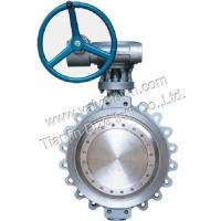 China Trip-eccentric Butterfly Valve on sale