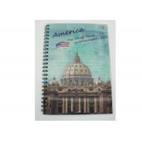 Quality Custom A4 Size Lenticular Notebook for sale