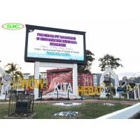 Buy cheap Shenzhen HD p6 led display sign outdoor full color for advertising board from wholesalers