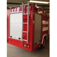 China Fire Fighting Truck Security Proofing Aluminium Alloy Roller Shutter wholesale