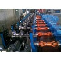 China Automatic Highway W-Beam Guardrail Roll Forming Line 5-12m/Min wholesale