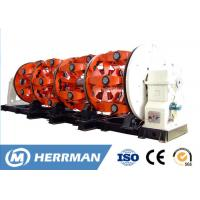 China Cage Type Wire Cable Machine Aluminum For Copper Solid Conductor AAC ACSR wholesale