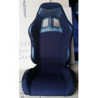 China Sparco Style Sports Car Seat , Reclining Racing Seats Classic Design wholesale