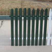 Hot selling long life stone palisade fence
