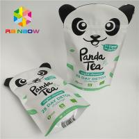 Quality Eco - Friendly Aluminum Foil Stand Up Bags , Plastic Pouch Packaging  For Tea for sale