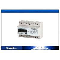 China Multi-Rate Electronic DIN Rail Energy Meter Complying with Standard DIN EN50022 wholesale