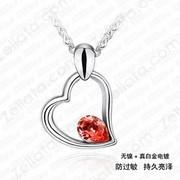 China Zellata fashion costume necklace  swarovski elements jewelry online wholesale