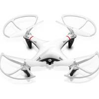 China Wifi Control Mini Rc Quadcopter Drone Outdoor Free Standing CE / ROHS wholesale