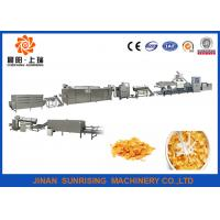 China Long Performance Instant Corn Flake Production Line High Nutrition Good Taste wholesale