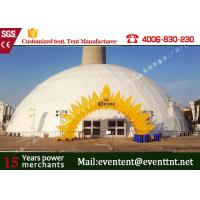 China Large Tents For Weddings Accessory Optional, Aluminum Frame Tent For Hotel Resort Center on sale