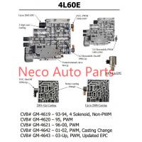 China Auto transmission 4L60E sdenoid valve body good quality used original parts wholesale