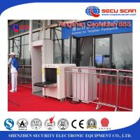Quality Max load 170KG Security X-ray inspection Baggage Screening Equipment used for security screening of baggage and parcel for sale