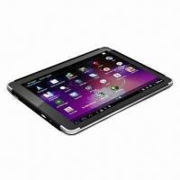 China 9.7-inch Tablet PC with Google's Android 4.0 OS, Built-in 3G, GPS, Bluetooth and Dual Camera wholesale