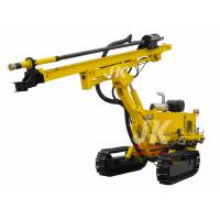 China Hydraulic Crawler Dth Rock Drill Rig For Blast-Hole Drilling Jk580 wholesale