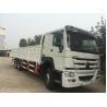 Buy cheap Cargo Heavy Duty Truck 266 / 290 hp , Comercial Cargo Truck ZZ1257N4641W from wholesalers