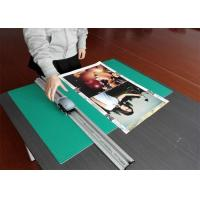 China Professional Guillotine Paper Cutter With Measurement Ruler 95cmx29cmx35cm Size wholesale