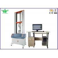 China Electronic Servo Universal Tensile Testing Machine For Laboratory Computer Controlled on sale