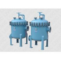 China Multi Bag Filter Housing Reliable Operation For Industrial Water Treatment wholesale