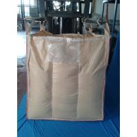 Buy cheap Polypropylene 1 Ton Bulk Bags UV Protective With Beige / White / Black from wholesalers