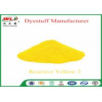 China Synthetic Organic Dyes Reactive Brill Yellow K-6G C I Reactive Yellow 2 100% Purity wholesale